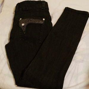 JZ Premium black Jean's sz 13